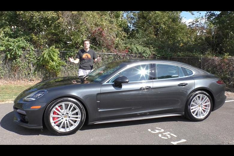 The Porsche Panamera Turbo Is The Ultimate 150 000 Luxury Sedan