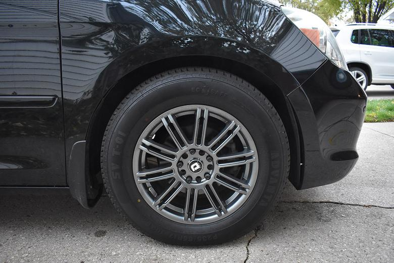 Honda Odyssey Tires >> Video Here S The Weird Practical Reason People Put
