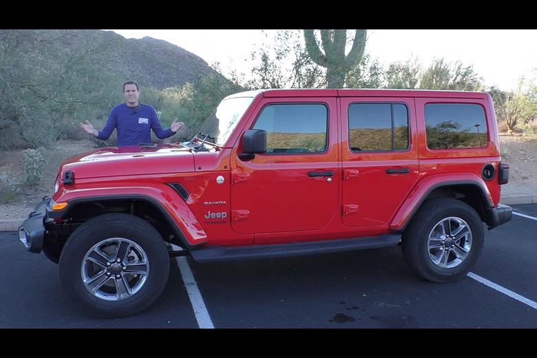 The New 2018 Jeep Wrangler – All The Latest Information >> Video Here S Why The 2018 Jeep Wrangler Is Way Better Than The Old