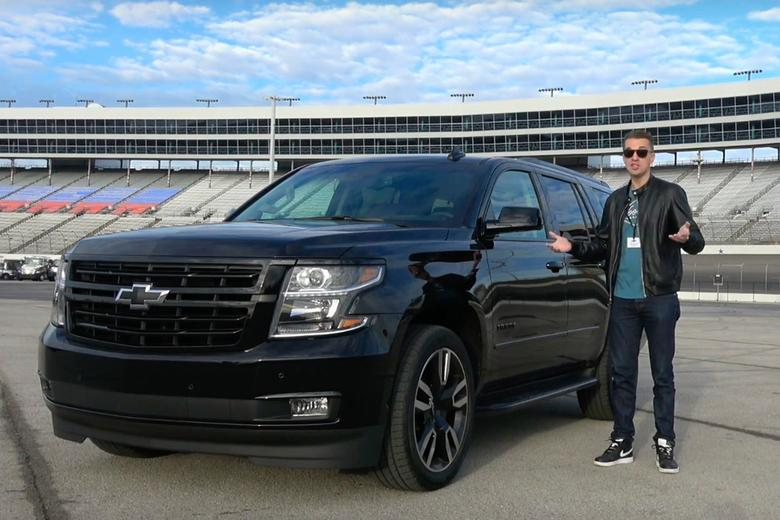 2018 Chevrolet Suburban RST >> The 2018 Chevy Tahoe Rst Is A 78 000 High Performance Chevy Tahoe