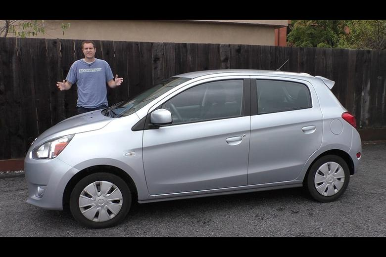Video | The Mitsubishi Mirage Is Better Than Nothing