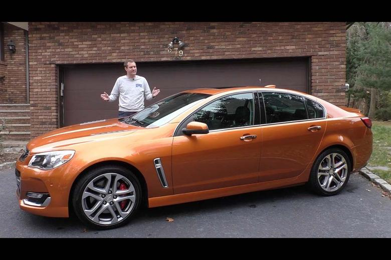 Video | Here's Why the Chevy SS Was a Total Flop - Autotrader