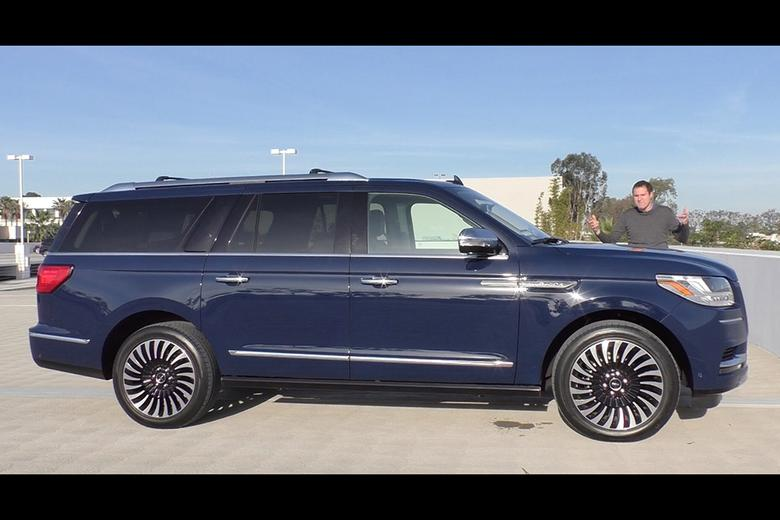 2018 Lincoln Navigator L Black Label: Review, Price >> Video Here S Why The 2018 Lincoln Navigator Is Worth 100 000