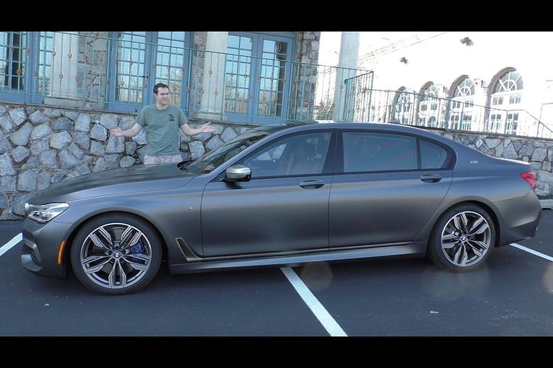 Video The Bmw M760i Is The Most Expensive Bmw Ever Autotrader