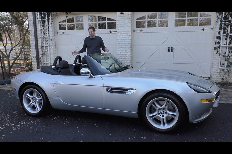 I Recently Had The Chance To Drive A Bmw Z8 Opens New Window Which Is Just One Of Most Beautiful Cars Ever Made Mean It