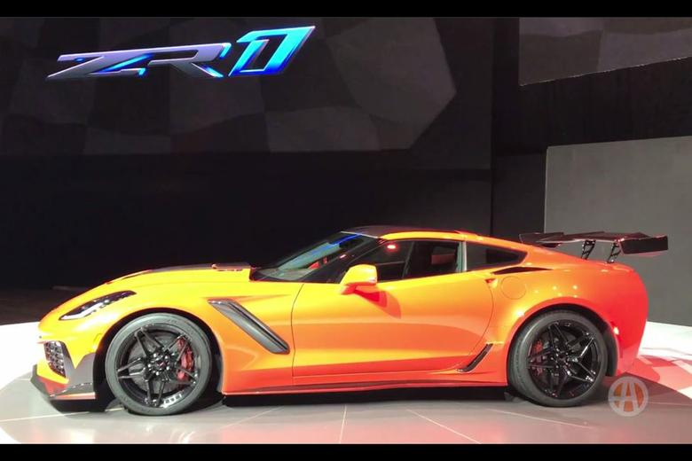Here Are The Coolest Things About The Chevy Corvette ZR - Cool cars 2019