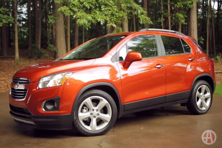 Chevrolet Trax Real World Review Video Autotrader