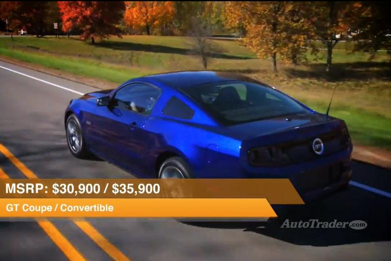 2014 ford mustang new car review video autotrader. Cars Review. Best American Auto & Cars Review