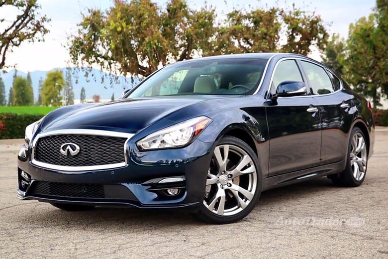 Infiniti Reasons To Buy Video Autotrader