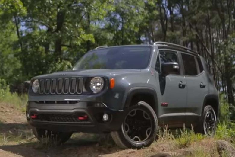 2016 Jeep Renegade Trailhawk Real World Review Video Autotrader