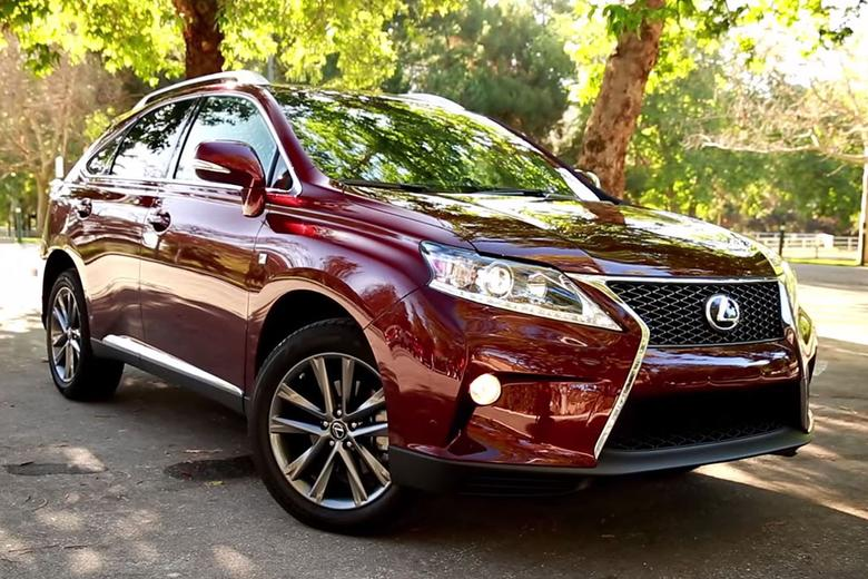 2015 lexus rx 350 5 reasons to buy video autotrader. Black Bedroom Furniture Sets. Home Design Ideas