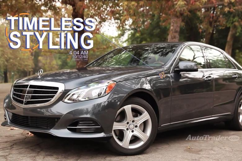 2014 mercedes benz e350 5 reasons to buy video autotrader for Mercedes benz e350 luxury sedan 2014