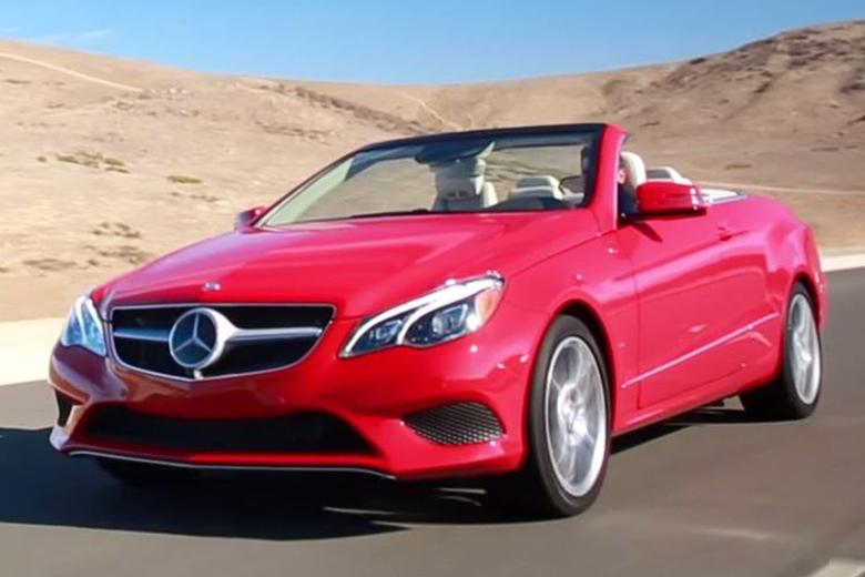 2015 mercedes benz e400 cabriolet 5 reasons to buy for Mercedes benz us open