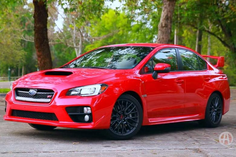 2016 Subaru WRX STI: 5 Reasons to Buy - Video - Autotrader