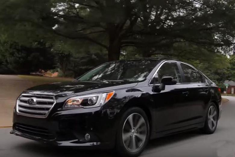 2016 Subaru Legacy Real World Review Video Autotrader