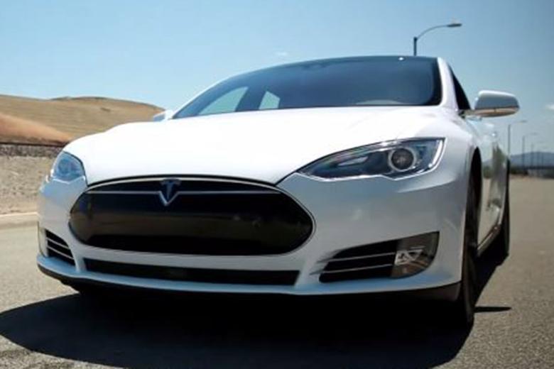 Tesla Car 2015