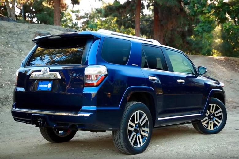 2016 Toyota 4runner 5 Reasons To Buy Video Autotrader