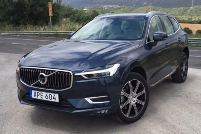 2018 Volvo Xc60 First Drive Review Video Autotrader