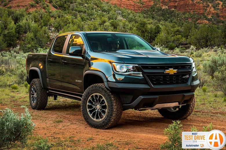 Video | 2018 Chevrolet Colorado ZR2: Must Test Drive ...