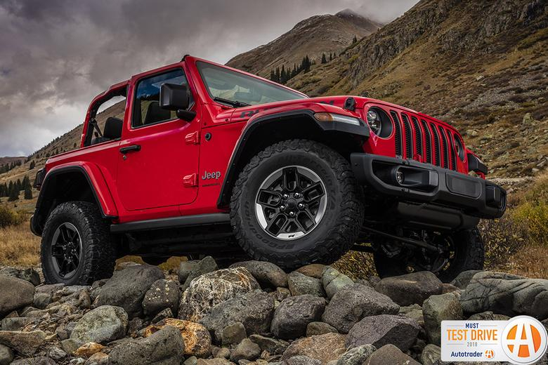 The 2018 Jeep Wrangler Is An Excellent SUV    And While It Looks Fairly  Similar To The Outgoing Model, Serious Shoppers Will Notice The Big  Differences.