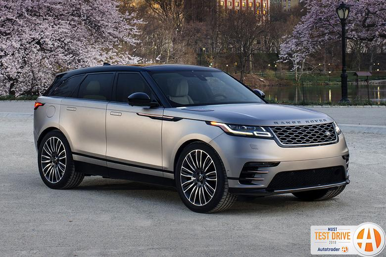 Video 2018 Land Rover Range Rover Velar Must Test Drive Autotrader