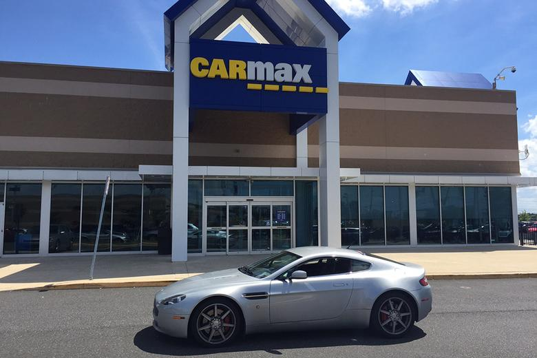 I Took My Aston Martin To Carmax For An Appraisal Autotrader