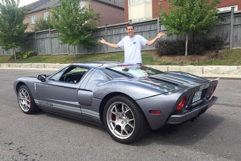 Here S Why The 2006 Ford Gt Is Now Worth 400 000 Autotrader